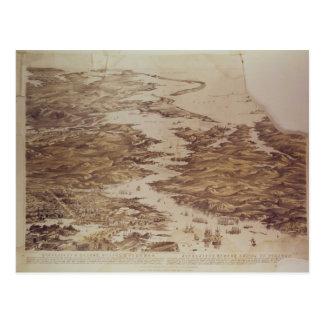 Baía de Nicolaieff e de Kerson, Odessa & Perekop Cartão Postal