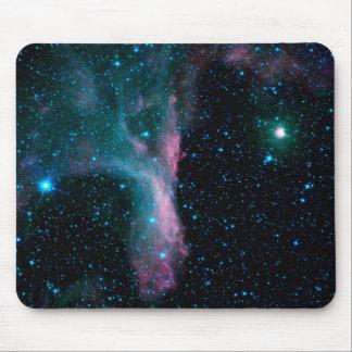Bailarina cósmica na NASA do espaço Mousepad