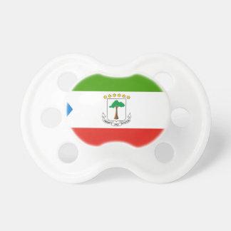 Baixo custo! Bandeira da Guiné Equatorial Chupeta