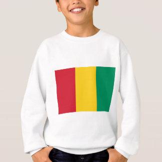 Baixo custo! Bandeira da Guiné T-shirt