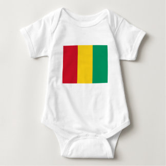 Baixo custo! Bandeira da Guiné Tshirts