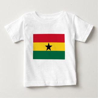 Baixo custo! Bandeira de Ghana Camiseta