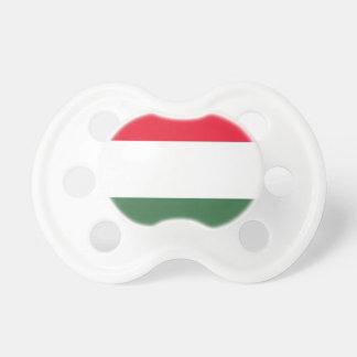 Baixo custo! Bandeira de Hungria Chupeta