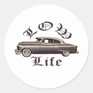 Baixo Lowrider de Oldsmobile da vida Adesivo