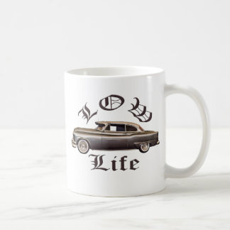 Baixo Lowrider de Oldsmobile da vida Caneca