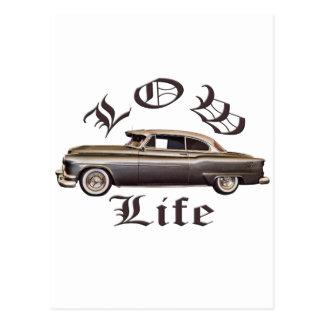 Baixo Lowrider de Oldsmobile da vida Cartão Postal
