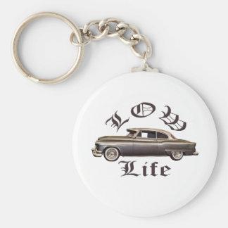 Baixo Lowrider de Oldsmobile da vida Chaveiro