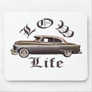Baixo Lowrider de Oldsmobile da vida Mouse Pads