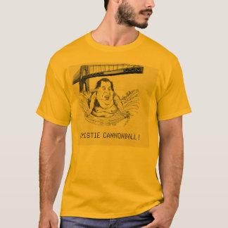 Bala de canhão de Christie! Tshirt