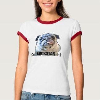Balancim do Pug Camiseta