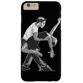 Balanço da dança ou casal romântico do anos 50 capa barely there para iPhone 6 plus