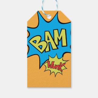 """Balão da banda desenhada """"Bam"""""""