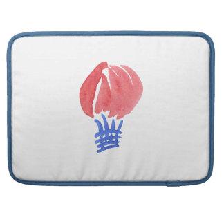 """Balão de ar Macbook pro 15"""" luva Bolsas Para MacBook Pro"""