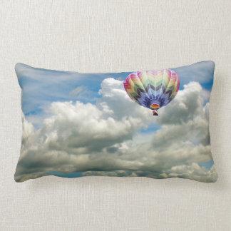 Balão de ar quente do travesseiro (lombar) - nas almofada lombar