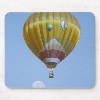 Balão de ar quente mousepad