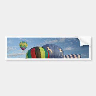 Balão!  Dia do lançamento! Adesivo Para Carro
