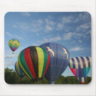 Balão!  Dia do lançamento! Mousepads