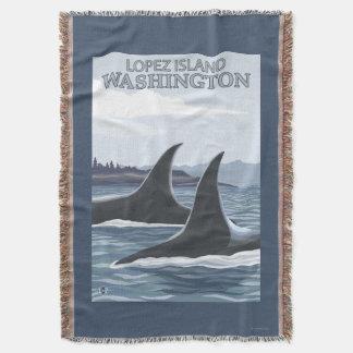 Baleias #1 da orca - López, Washington Manta