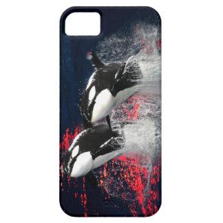 Baleias de assassino capa para iPhone 5