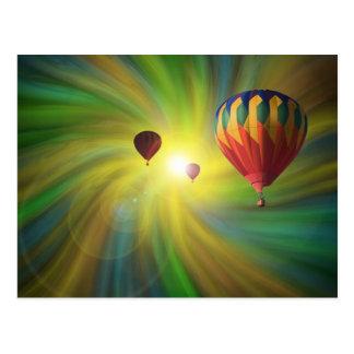 Ballooning no cartão do esquecimento