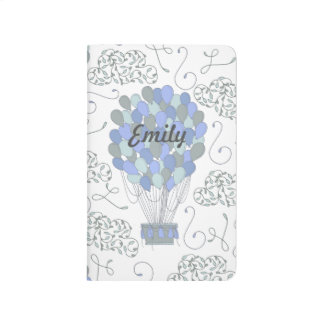 Balões azuis diário
