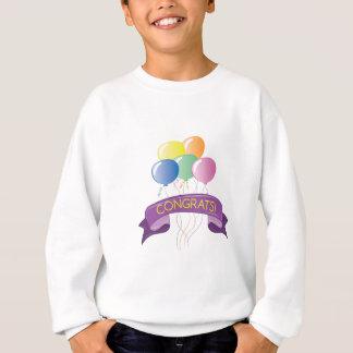 Balões de Congrats Tshirt