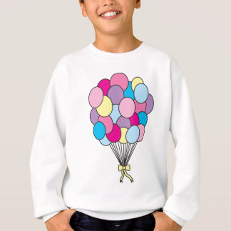 Balões doces agasalho