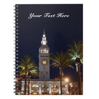 Balsa de San Francisco que constrói o caderno #6