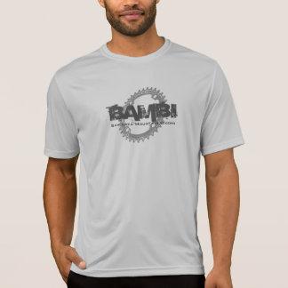 bambi: pelas camisetas de canto