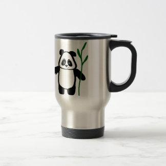 Bambu a garrafa da panda
