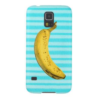 Banana engraçada capinhas galaxy s5
