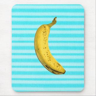 Banana engraçada mouse pad