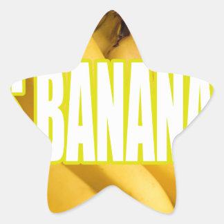 Bananas Yo de Dats Adesito Estrela