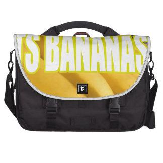Bananas Yo de Dats Maleta Para Laptop