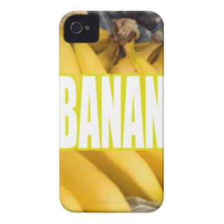 Bananas Yo de Dats iPhone 4 Capa