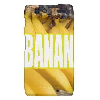 Bananas Yo de Dats Droid RAZR Capas