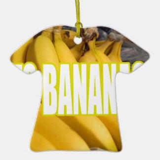 Bananas Yo de Dats Enfeites De Natal