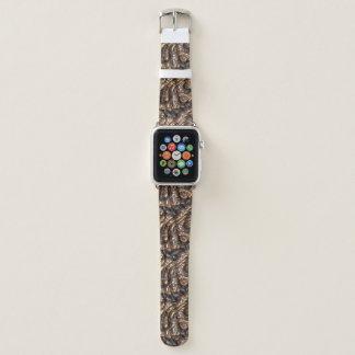 Banda de relógio das paredes 4A Apple da ficção