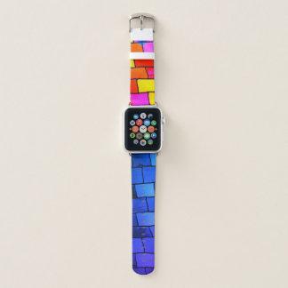 Banda de relógio de Apple do design da parede de