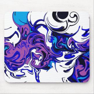 Banda desenhada mouse pad