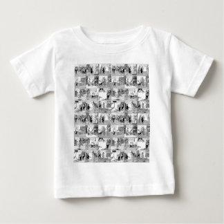 Banda desenhada velha camisetas