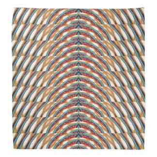 """BANDANA 19"""" da arte NAVIN www.zazzle.com/doonagiri"""
