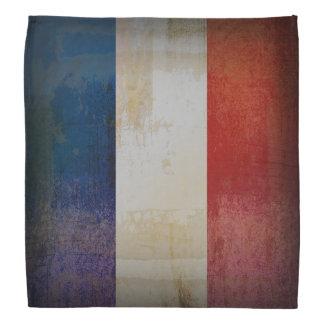 Bandana Bandeira afligida de France