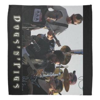 Bandana da banda de D'n'P