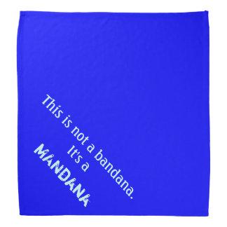 Bandana de MANdana