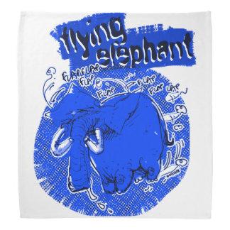 Bandana elefante do vôo