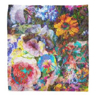 Bandana floral