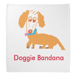 Bandana para cães