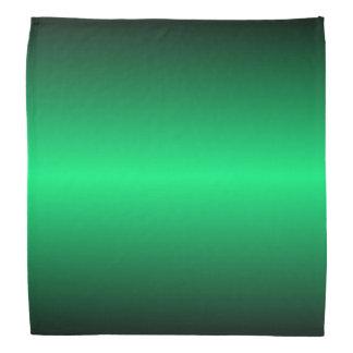 Bandanna de Graedient™ do verde de mar Bandana