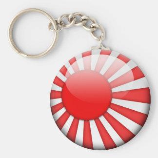 Bandeira 2,0 de Japão Chaveiro